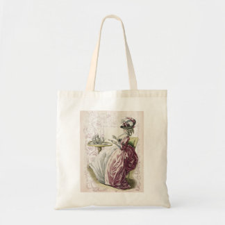 Afternoon tea! tote bag