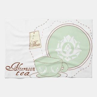 Afternoon Tea Towel