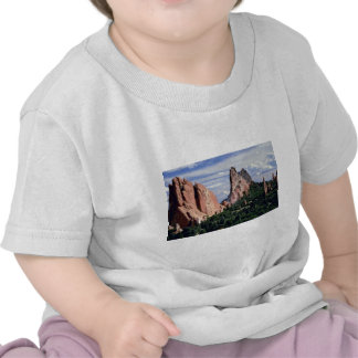 Afternoon with Gods, Garden of Gods, Colorado Tee Shirts
