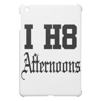 afternoons case for the iPad mini