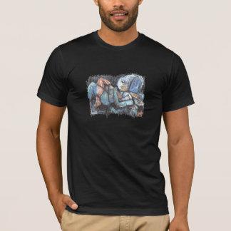 Afterward, Fine Art T-Shirts for Men