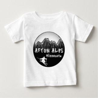 Afton Alps Minnesota skier Baby T-Shirt