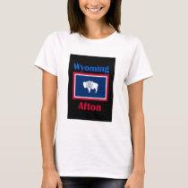 Afton Wyoming T-Shirt