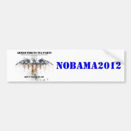 AFTP NoBama Sticker