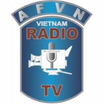 AFVN - American Forces Vietnam Network Statuette