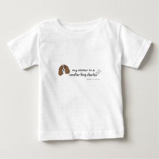 ag5 cavalier king charles spaniel baby T-Shirt