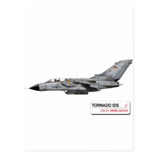 AG 51 Immelmann Tornado IDS NTM 2008 Postcard