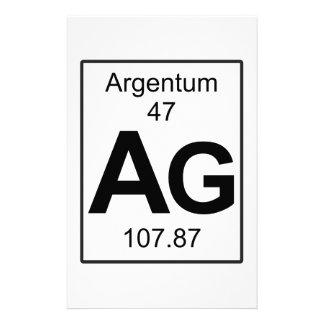 Ag - Argentum Stationery