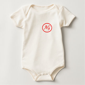 AG Butterfly Baby Bodysuit