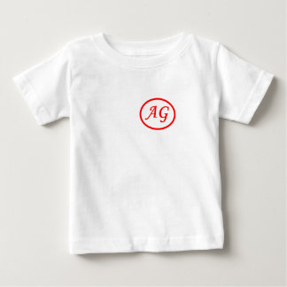 AG Butterfly Baby T-Shirt