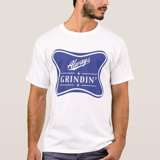 AG-Grindin Life Blue T-Shirt