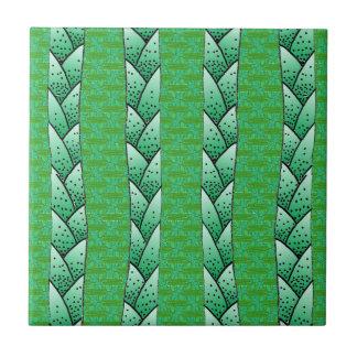 Agadir Green Tile