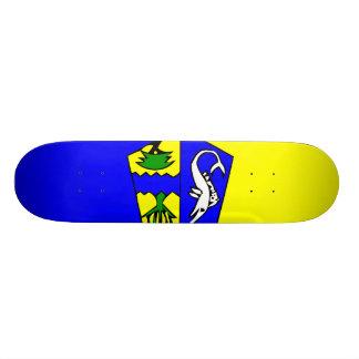 Agadir, Morocco Custom Skateboard