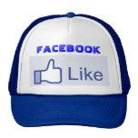 Again Facebook cap Trucker Hat