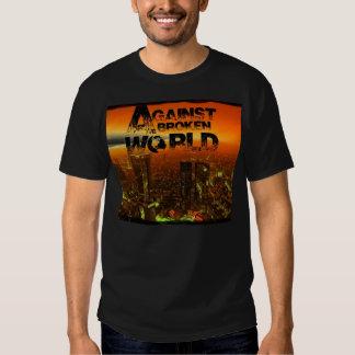 Against A Broken World - City View T Shirt