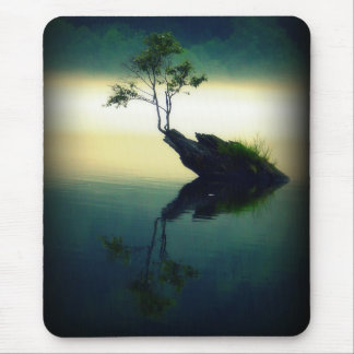 Against All Odds - Beautiful Tree Photograph Mouse Pad