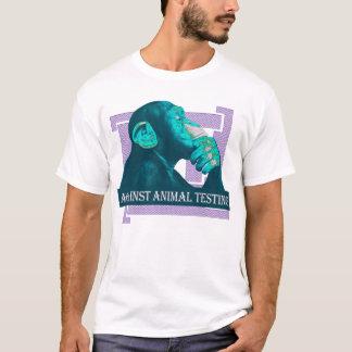 AGAINST ANIMAL TESTING - 02m T-Shirt