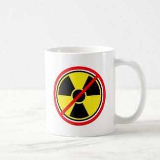 Against Atomic Power! Coffee Mug