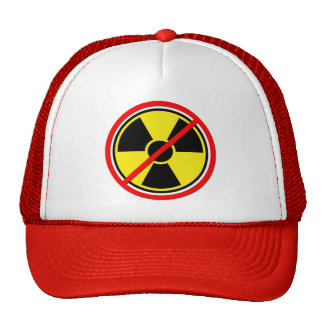 Against Atomic Power! Trucker Hat