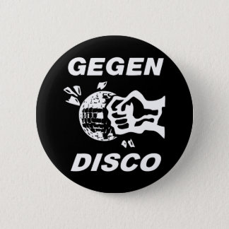 Against disco (black-and-white on) button