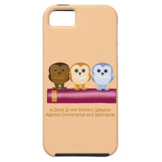 Against Ignorance iPhone 5 Covers