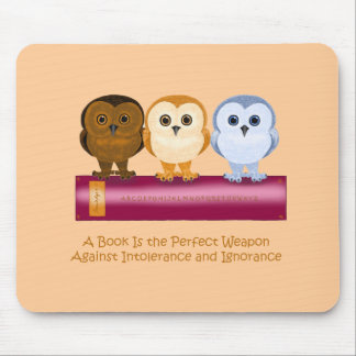 Against Ignorance Mouse Pad