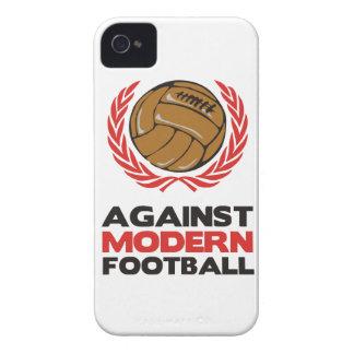 Against Modern Football iPhone 4 Case-Mate Case