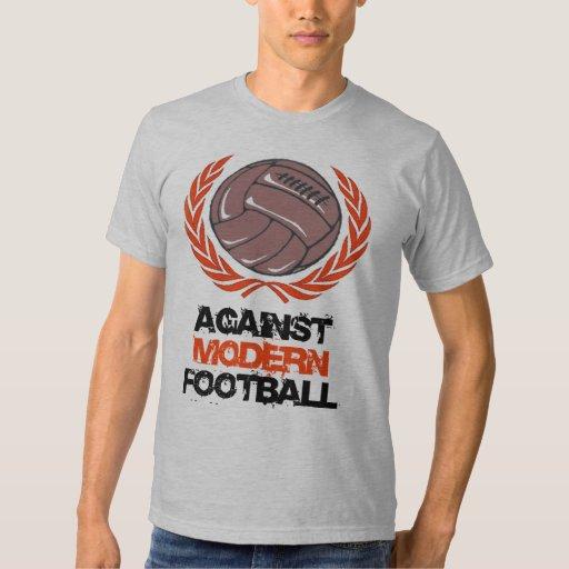 Against Modern Football T-shirts