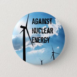 Against Nuclear Energy Button