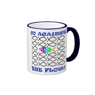 Against the Flow Mug