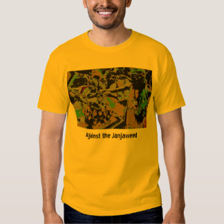 Against the Janjaweed T-shirt
