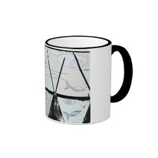 Against the Tide Coffee Mug