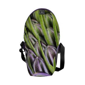 Agapanthus Bud - Small Bag Messenger Bags