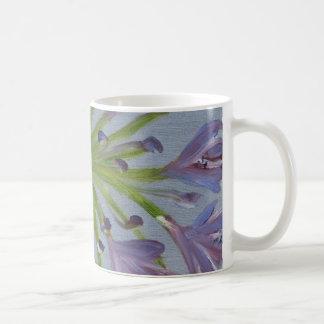Agapanthus Classic White Coffee Mug