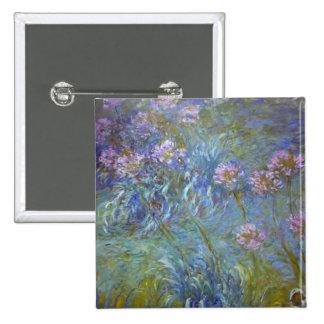 Agapanthus de Claude Monet Pin