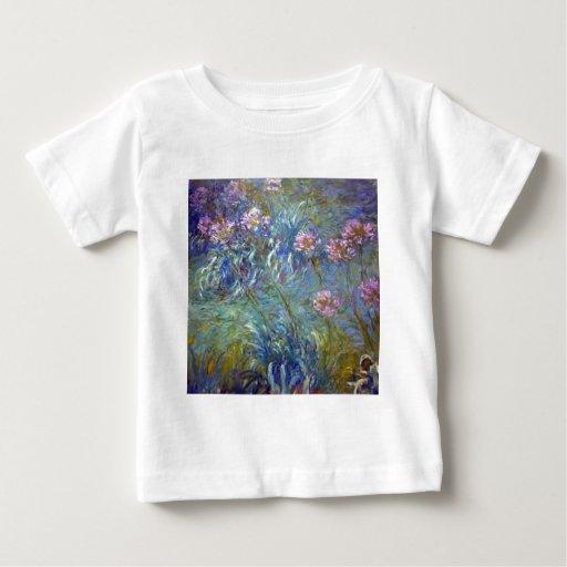 Agapanthus de Claude Monet Polera