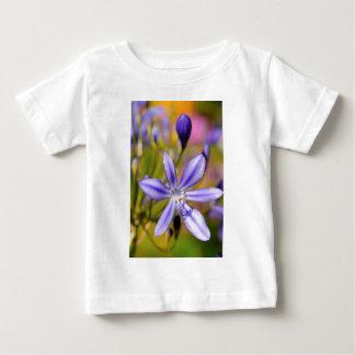 Agapanthus flower baby T-Shirt