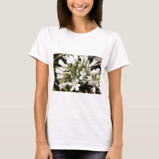 Agapanthus flower in bloom T-Shirt
