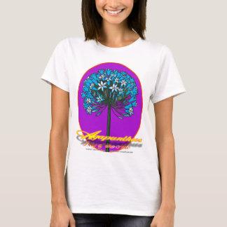 Agapanthus shirt F/B