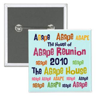 Agape Button Square