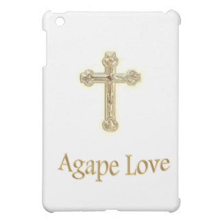 Agape Love Christian items iPad Mini Cases