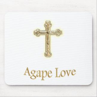 Agape Love Christian items Mouse Pad