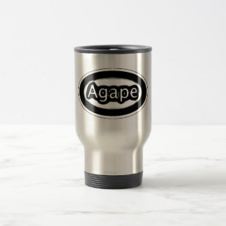 agape travel mug