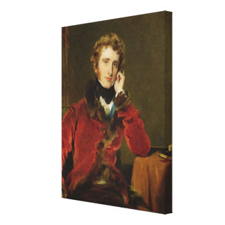 Agar-Ellis de George James Welbore, más adelante 1 Impresión En Tela