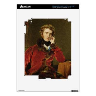 Agar-Ellis de George James Welbore, más adelante 1 iPad 3 Skins
