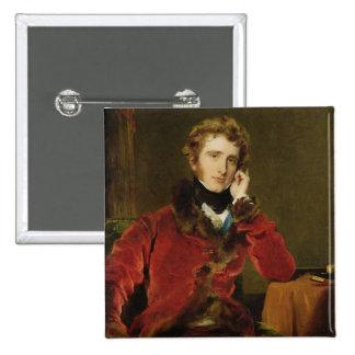 Agar-Ellis de George James Welbore, más adelante 1 Pin Cuadrada 5 Cm