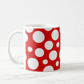 Agárico de mosca taza de café