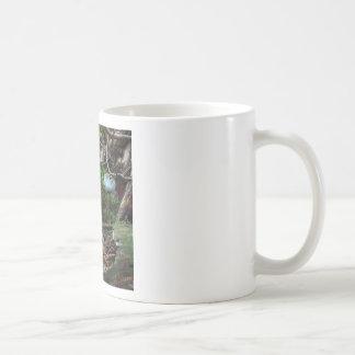 agárico del verdete taza clásica