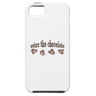 AGARRE EL CHOCOLATE iPhone 5 Case-Mate CÁRCASA
