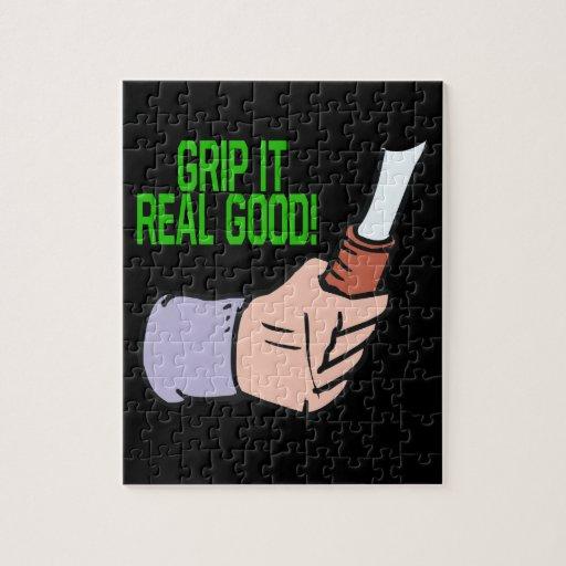 Agárrelo bueno real rompecabezas